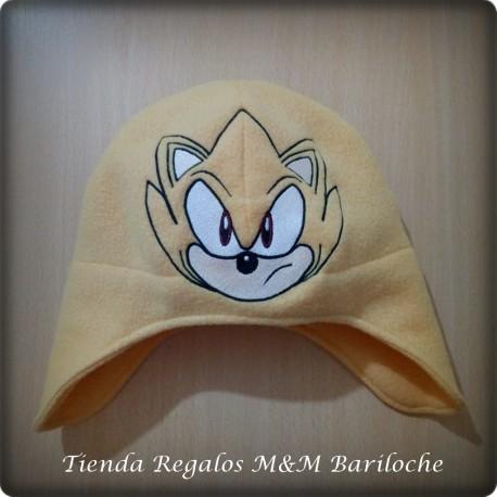 Gorro Polar Sonic Super Amarillo