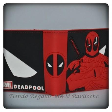 Billetera Deadpool