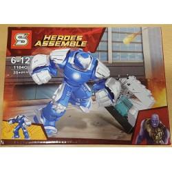Lego 1184 Heroes Assemble (B)