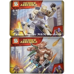 Lego 1184 Heroes Assemble Sy (A)