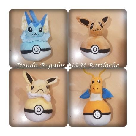 Pokemon con Pokebola