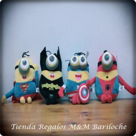 Minions Super Heroes con Sonido