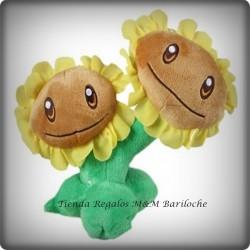 Planta Girasol Doble