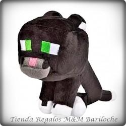 Minecraft Gato Negro