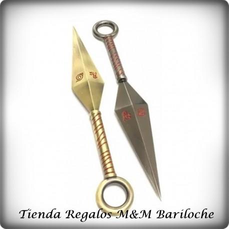 Naruto Kunai Arma Metal Punta Simple Blister 22 CM