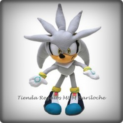 Sonic Gris (Mediano)