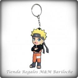 Llavero Naruto Goma 100 - Metal-M (Y)