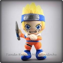 Naruto Uzumaki Rubio (Azul)