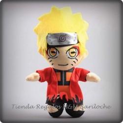 Naruto Uzumaki Rubio (Capa Roja)