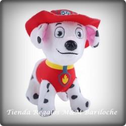 Patrulla Rojo Bombero - Marshall (Pelu)