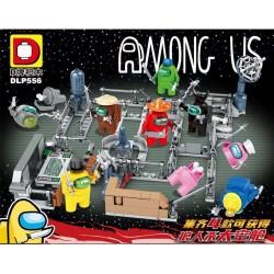 Lego 556 Among Us (x4)
