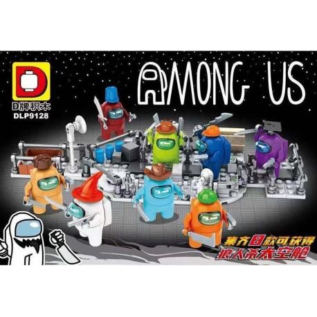Lego 9128 Among Us DLP (x8)