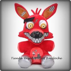 Foxy  Transformado - Freddy (M)