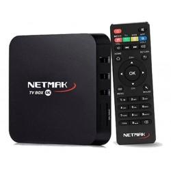 Tv Box Smart Tv Netmak 4K 1GB 8GB (Ly)