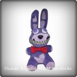 Bonnie Violeta Animatronic - Freddy (M)