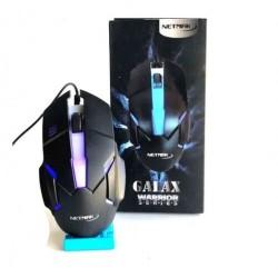 Mouse Gamer Basico Retroiluminado NmGalax 2400 Dpi (Ly)