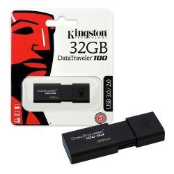 PenDrive 32 GB Kingston DT100 G3 (Mt)