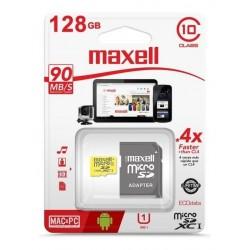Memoria Micro Sd Maxell 128Gb (Ly)