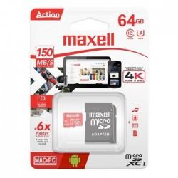Memoria Micro Sd Maxell 64Gb (Ly)
