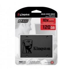 Disco Rigido SDD 120GB Kingston A400 (Mt)