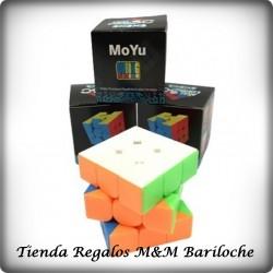 Cubo 3X3X3 MOYU en Caja (EN)