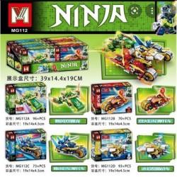 Lego 112 NINJAGO MG
