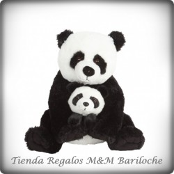 Oso Panda Con Cria - Wo 71505