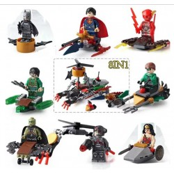 Lego 657 Heroes Assemble (PROMO)