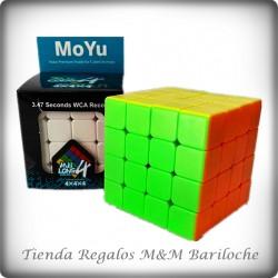 Cubo 4X4X4 MOYU EN CAJA (En)