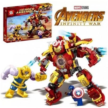 Lego 1108 Heros Assemble