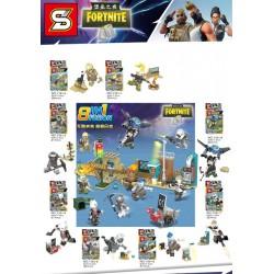 Lego 1181 Fortnite (x8)