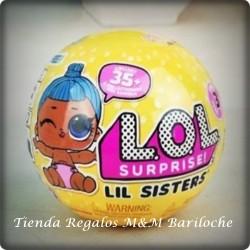 LOL Esfera Chica Surprise Lil Siste