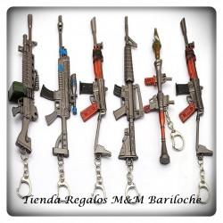 Llavero FortNite - ARMAS Metal-M (F)