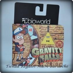 Billetera Gravity Falls