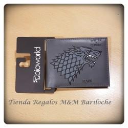 Billetera Game OF Thrones - LOBO