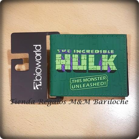 Billetera Hulk