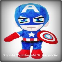 Capitan America Parado Super Heroes (F)