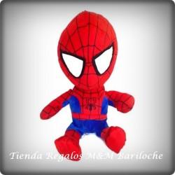 Hombre Arana Parado Super Heroes (F)
