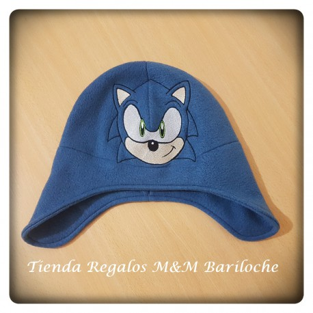 Gorro Polar Sonic Azul