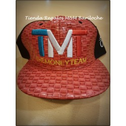Gorra Marcas TMT C/Vicera (Ms)