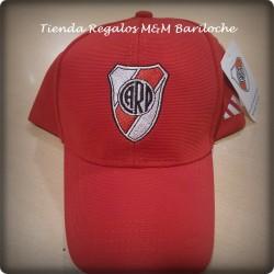 Gorra Futbol River C/Vicera (Ms)