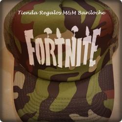 Gorra Fortnite Camufladas C/Vicera (M)