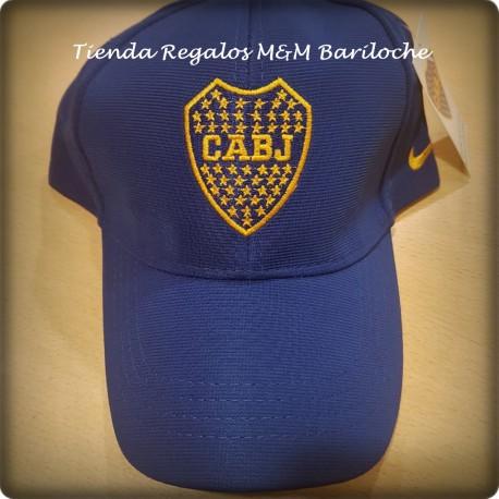 Gorra Futbol Boca C/Vicera (Ms)