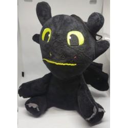Chimuelo Negro SENTADO (Fe)