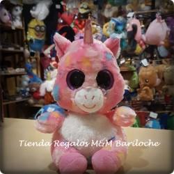 Unicornio Mediano Colores- C. Beanie TY