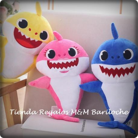 Tiburon Bebe AZUL (Baby Shark)