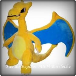 Pokemon Charizard (Amarillo)
