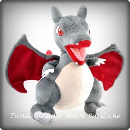 Pokemon Charizard (Gris)