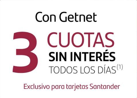Promo Santander hasta 31-03-21